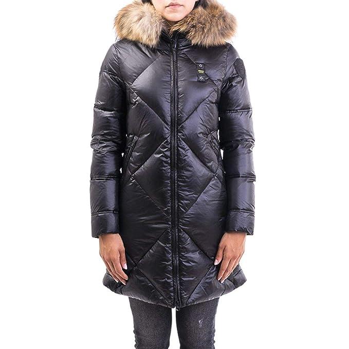 Blauer Luxury Fashion Mujer 19WBLDK03004005050999 Negro