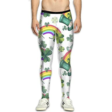 Virgo Rainbow colorful Fitness Compression Pants Running Tights Workout  Leggings Men Women s Zipper at Amazon Men s Clothing store  994eb981eee1