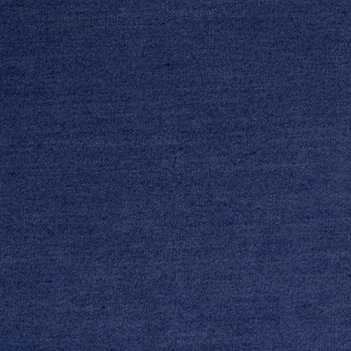 - TELIO Stretch Marlow Denim Challis Shirting Blue Fabric by The Yard