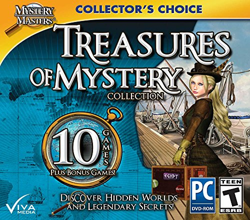 Treasure Masters (Viva Media Mystery Masters Treasures of Mystery Collection)