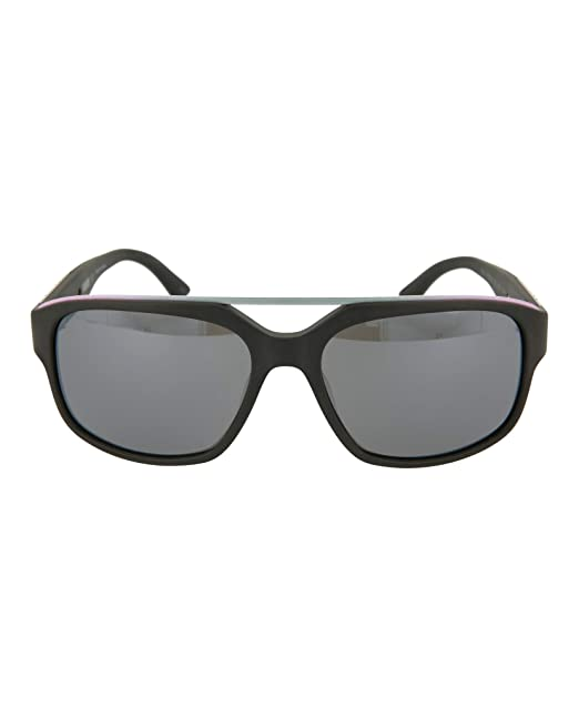 4545461798ac Image Unavailable. Image not available for. Colour: Puma 0013S 001 Matte  Black 0013S Aviator Sunglasses Lens Category ...