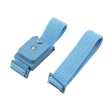 Bleu Sans Antistatique Elastique Sodial rBracelet Reglable Fil yn0N8mvwOP