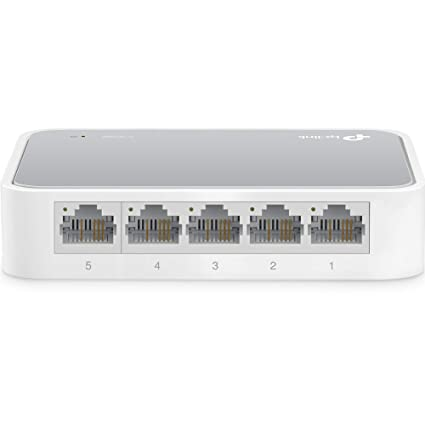 amazon com tp link 5 port fast ethernet switch desktop ethernet