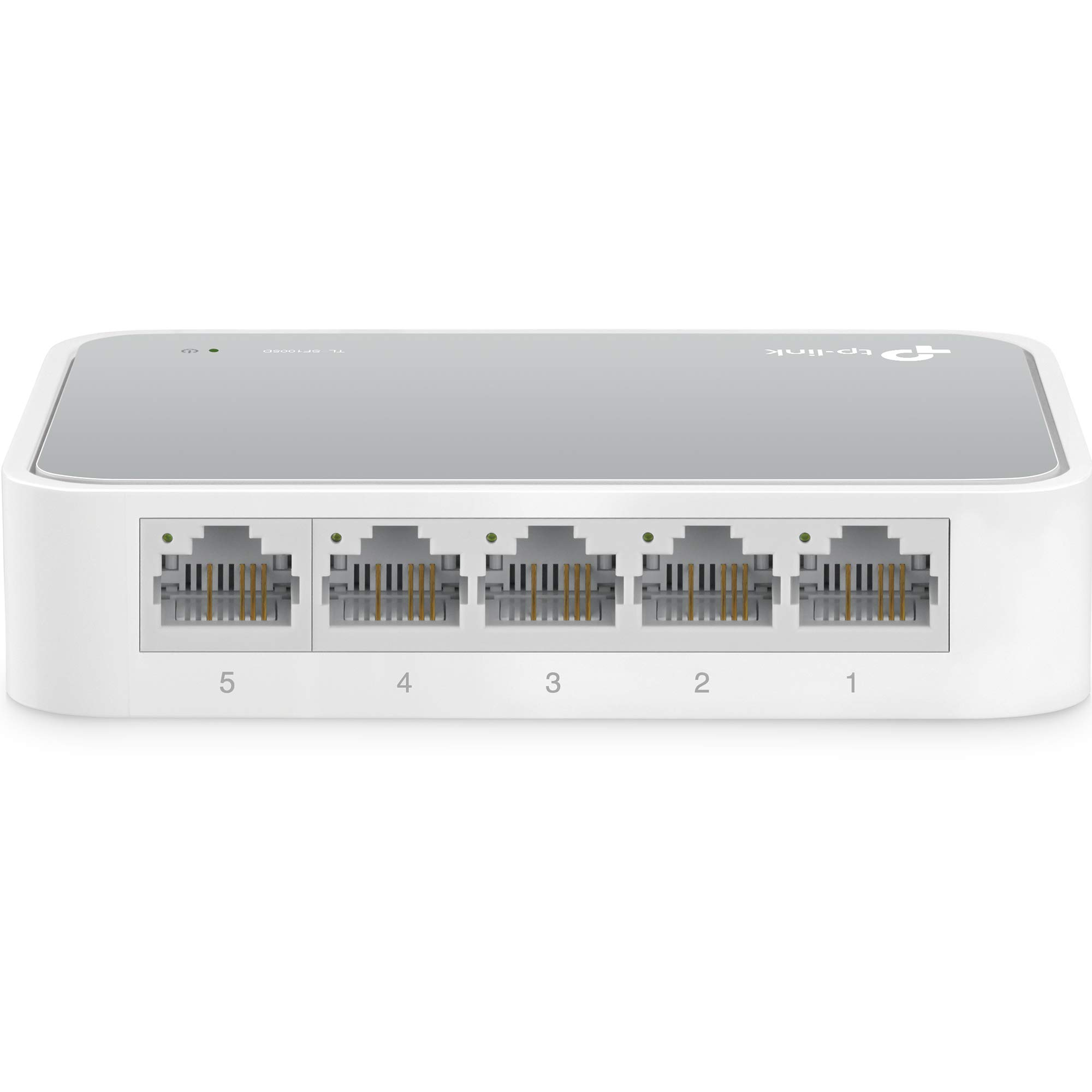 TP-Link TL-SF1005D Switch Desktop, 5 Porte RJ45 10/100 Mbps, Plug & Play product image