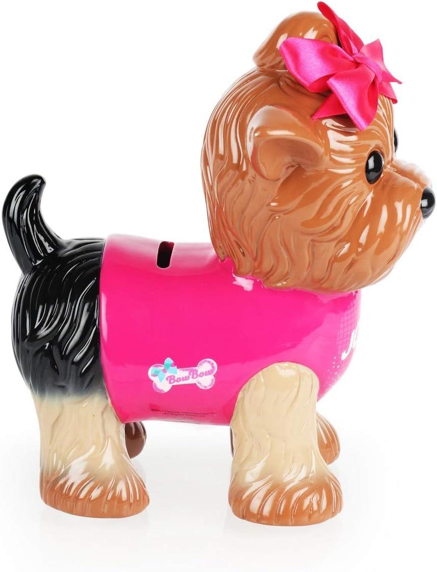 Amazon Com Fab Ny Jojo Siwa Dog Coin Bank Toys Games