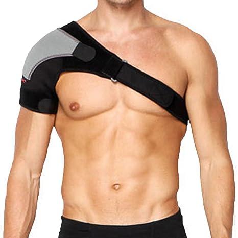Maibu - Tutore per la spalla leggero e regolabile a7afe61153ee