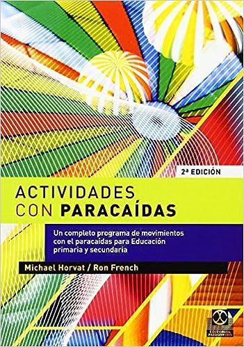 Actividades con paracaidas Educación Física / Pedagogía ...