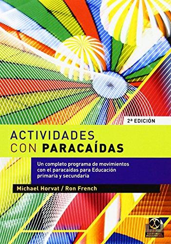 Actividades Con Paracaidas (Spanish Edition)