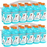 Image of Gatorade Thirst Quencher Glacier Freeze, 12 Ounce Bottles (Pack of 24)