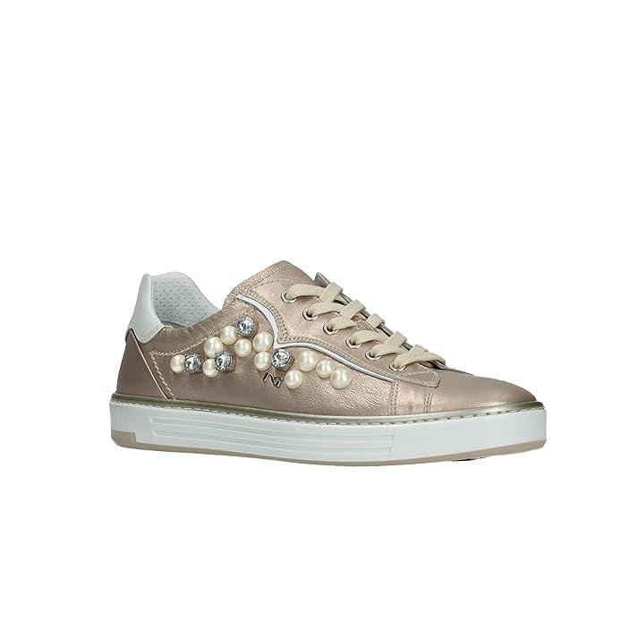 NERO GIARDINI Sneakers scarpe donna rosa antico 5270 scarpe donna mod. P805270D