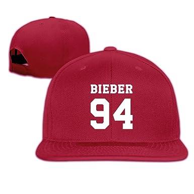 wyuzheng Justin Bieber 94 Número ajustable Gorra de béisbol ...