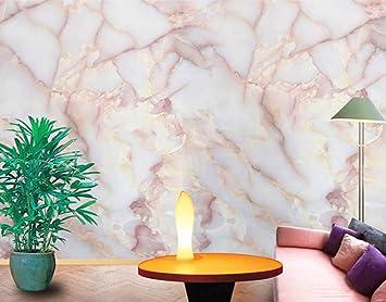 Amao Amber Pink Granite Look Marble Effect Counter Top Film Vinyl Self Adhesive Peel Stick Wallpaper 12 X 79 Amazon Com