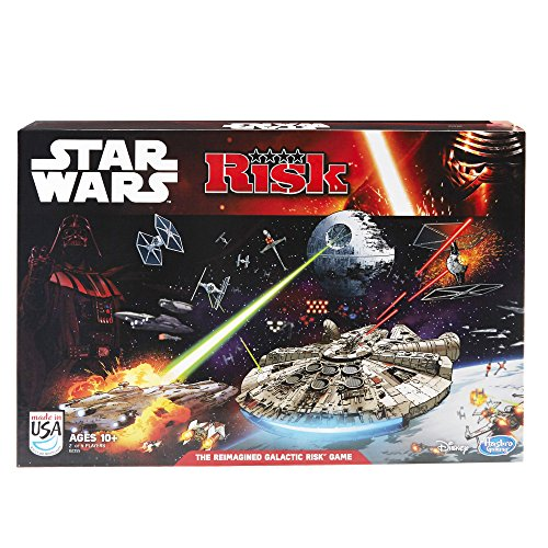 Hasbro Risk: Star Wars Edition Game
