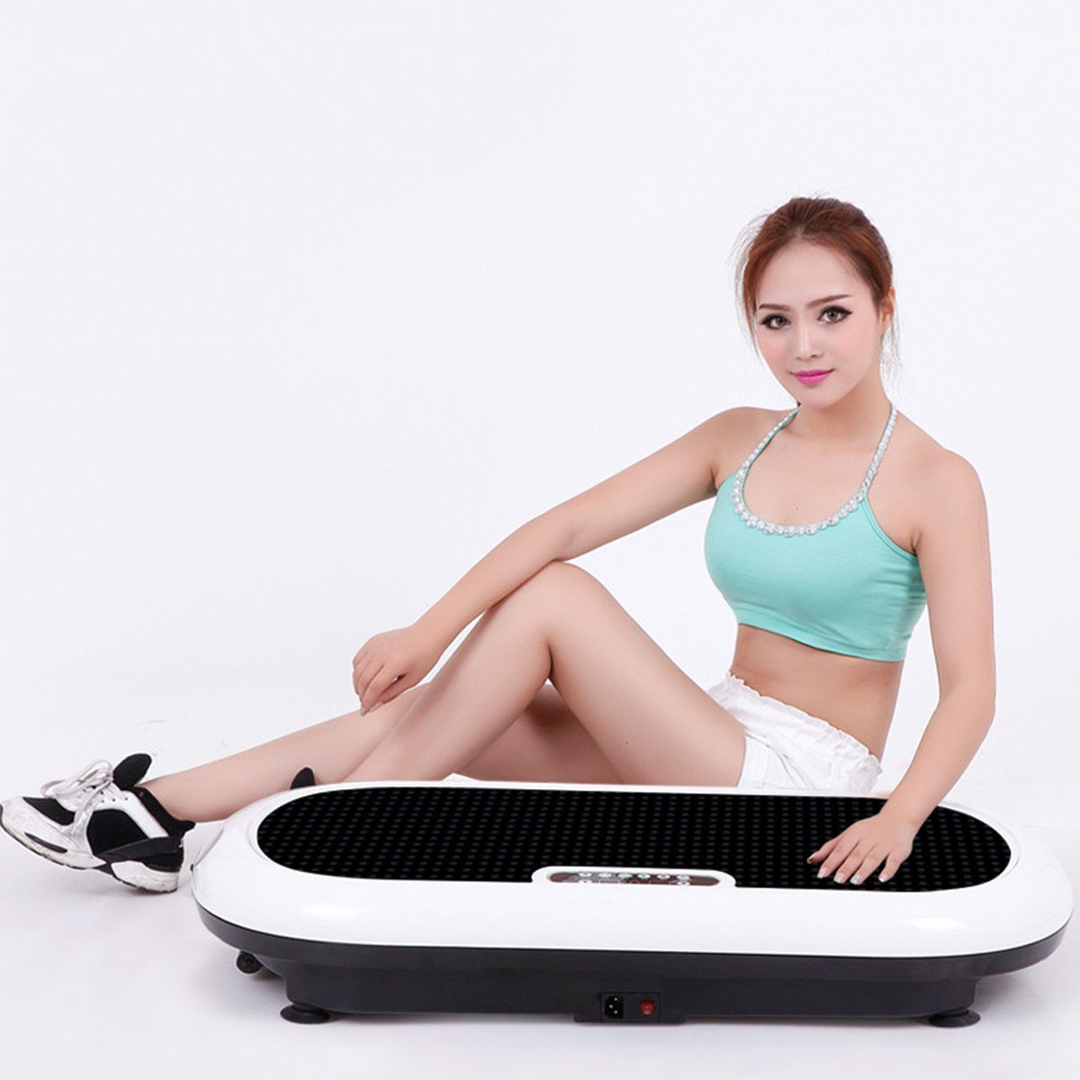 Kendal Whole Body Vibration Plate Aerobic Fitness Fat Burning Healthful Machine FM9801W