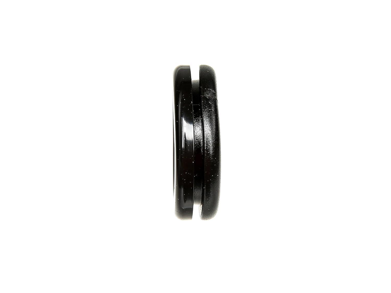 schwarz d1xd2xD-b Kabelt/ülle - Weich-PVC F/ührungst/ülle 20x26x32-2