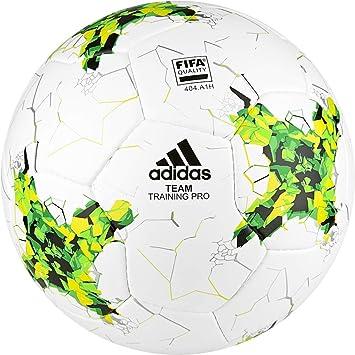 adidas Team Training P Balón, Hombre, Blanco/Amabri/Versol/Limsol ...