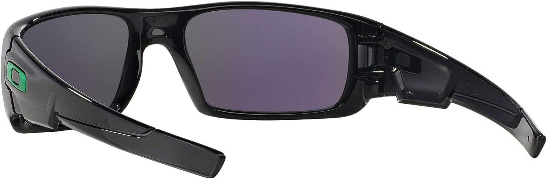 Oakley - Gafas de sol Rectangulares Crankshaft para hombre, Black ...