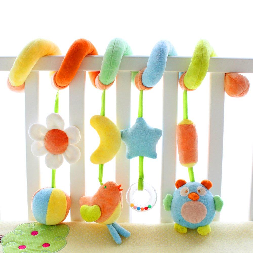 SHILOH Arche de jeu poussette Boulier Spirale Berceau Rail Jouets pour (Caterpillar) BEIJING AIHEWEIXI TRADING CO. LTD