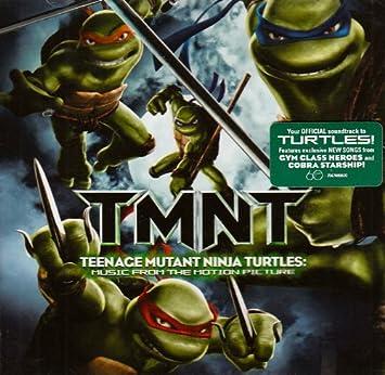 Teenage Mutant Ninija Turtles - Soundtrack - Amazon.com Music