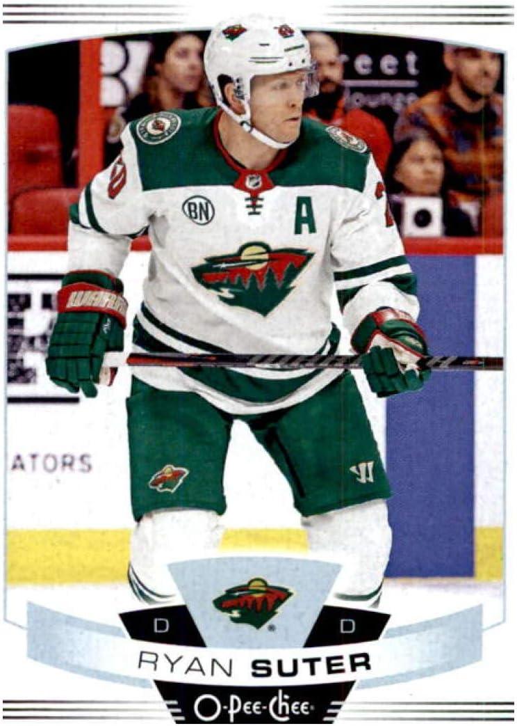 2019-20 O-Pee-Chee #141 Ryan Donato Minnesota Wild Hockey Card