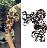 SUPVOX - 2 pegatinas de tatuaje para brazos, tatuaje temporal ...