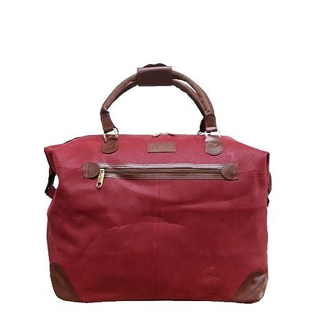 Benzi Berga - Bolsa de viaje rojo rojo medium