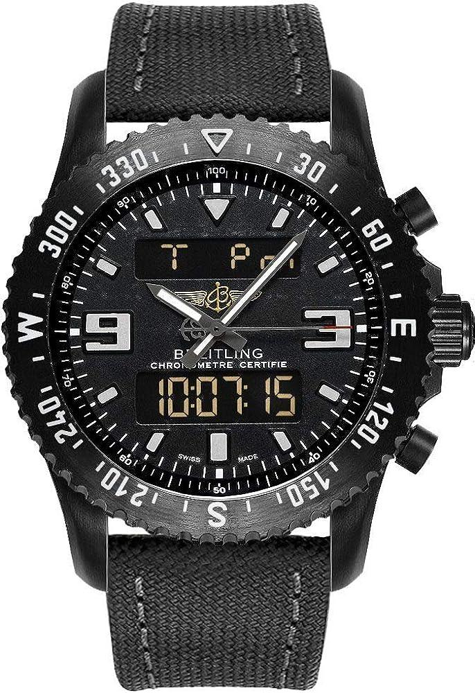 Breitling M78367101B1W1 - Reloj Militar cronespacial para Hombre