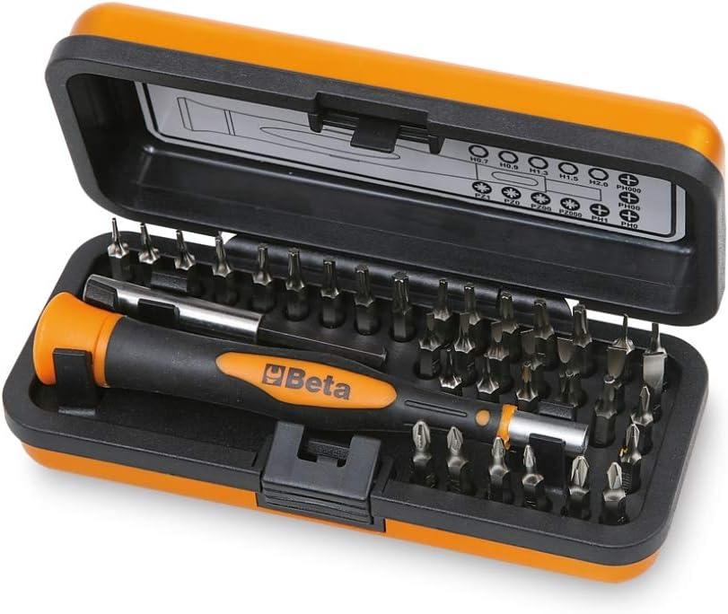 Beta 012560100-1256/C36-2-Cajas 36 Bits Y Prolongación: Amazon.es: Bricolaje y herramientas