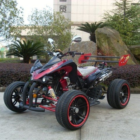 Jinling Racing Quad 250cc Rennquad 2 Personen Autobahnzulassung