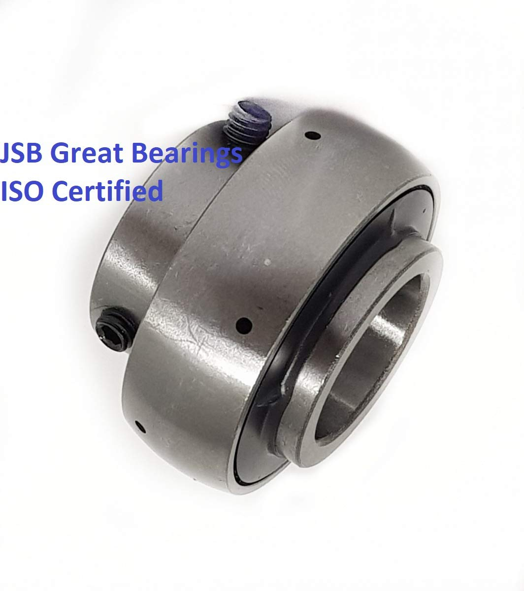 "UC208-24 1-1//2/"" Insert Ball Bearing With Set Screws"