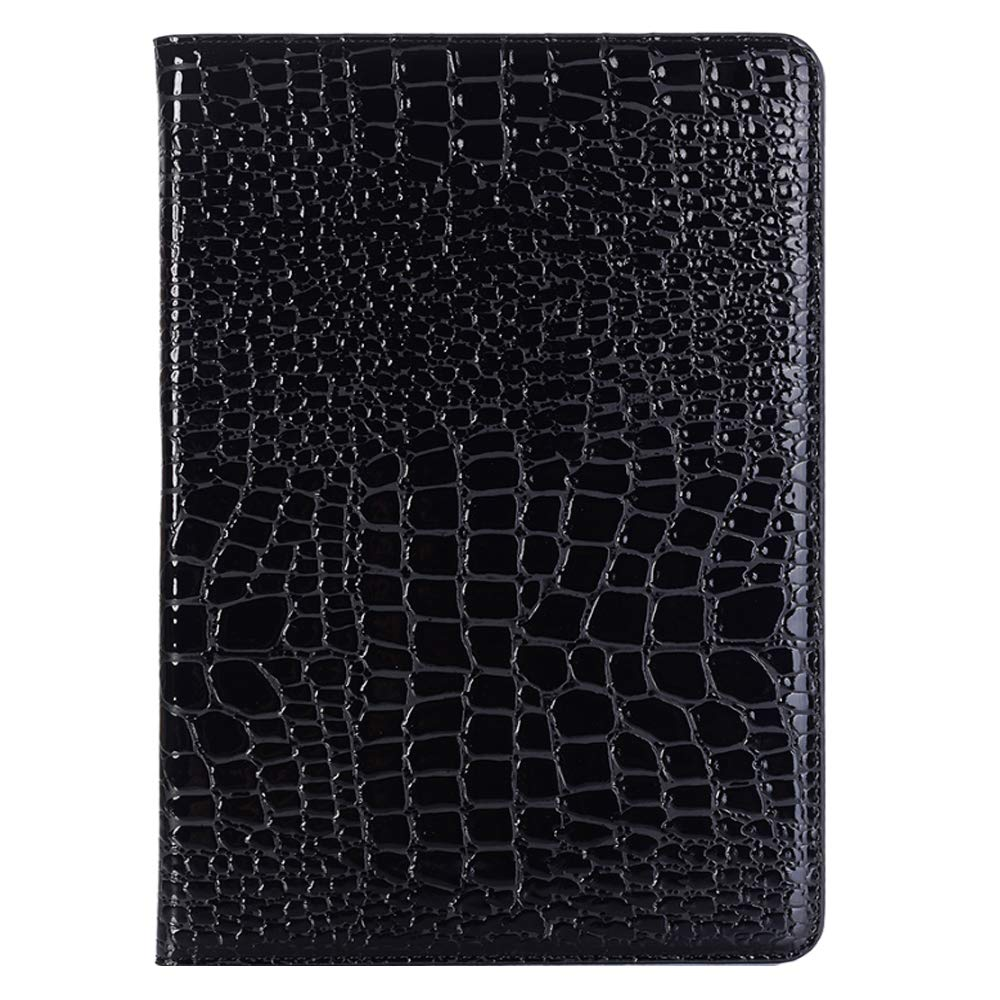 Jennyfly Tab A 10.5 Samsung Protective Case,Hand Free Stand Soft PU Leather Protective Case Cover with Card Slots for Samsung Galaxy Tab A 10.5(SM-T590/SM-T595) - Black