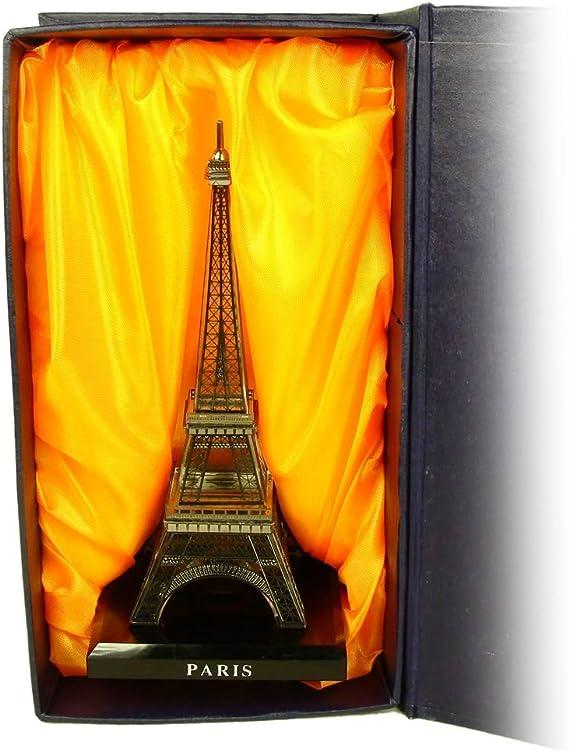 Souvenirs of France - Estatua de la torre Eiffel sobre la base ...