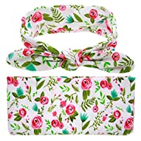 Bigface Up Set of 1 or 3 Swaddle Sack,Newborn Baby Sleep Blanket With Headban...
