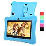 GBtiger L701 Tablette Tactile Enfant PC Android 4.4 7.0 pouces Quad Core 1.3GHz 512MB RAM 8GB ROM/WiFi/GPS/Bluetooth/Double Caméra