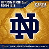 Notre Dame Fighting Irish 2019 12x12 Team Wall Calendar