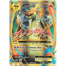 Pokemon TCG Evolutions XY12 Single: Mega Charizard-EX 101/108 Full Art