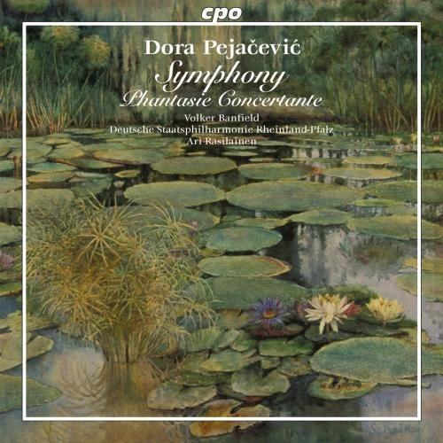 (Pejacevic: Symphony in F Sharp Minor / Phantasie Concertante for Piano and Orchestra)