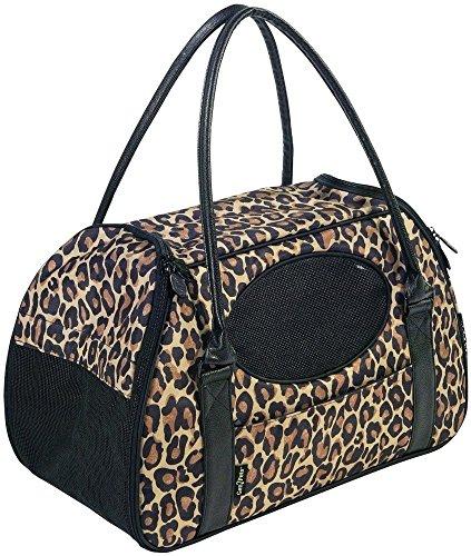Gen7Pets Carry Me Deluxe Cheetah Carrier