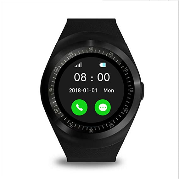 Amazon.com: Bluetooth Smart Watch Android IOS 2G smart phone ...