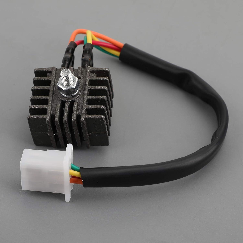 Topteng New Voltage Regulator Rectifier Fit For Honda CB350 CB360 CB450 CB500 CJ360 CL350 CL450