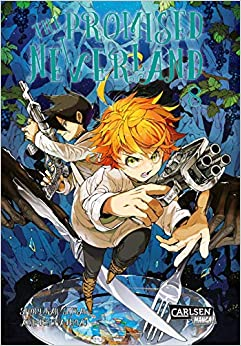 Book's Cover of The Promised Neverland 8 (Allemand) Broché – 1 juin 2019