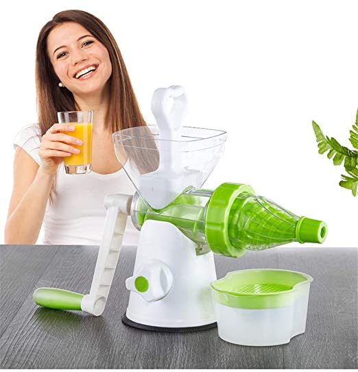YOUNICER The Original Healthy Juicer - Exprimidor Manual - Col ...
