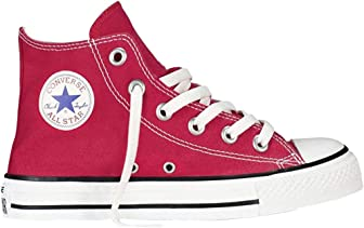 Converse 7J232 Kids Infant Chuck Taylor All Star HI RED