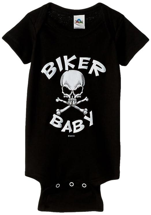 Amazon.com: Hot Leathers - Mono para bebé, diseño de ...