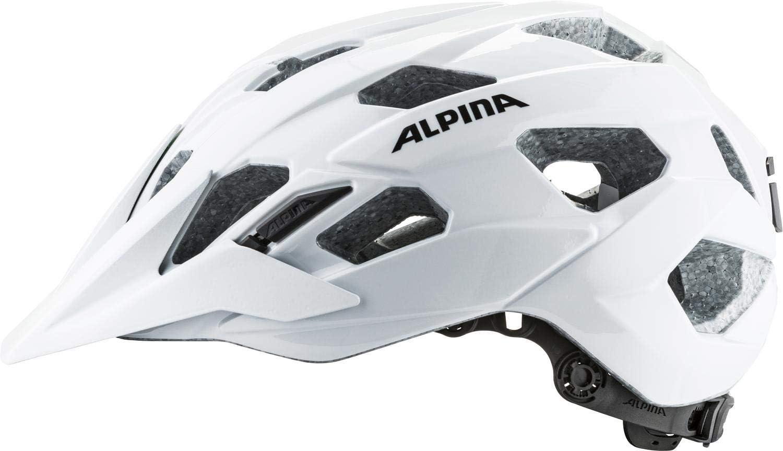 Casco de Bicicleta Blanco 2019 ALPINA Anzana