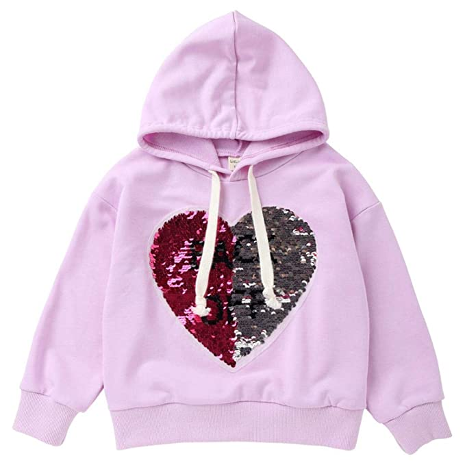 f17d5ae24d Kapuzenpullover Damen Mädchen Hoodies Eltern-Kind Sweatshirt Herbst Winter  Langarm Hoodie Jumper mit Kapuze Pullover