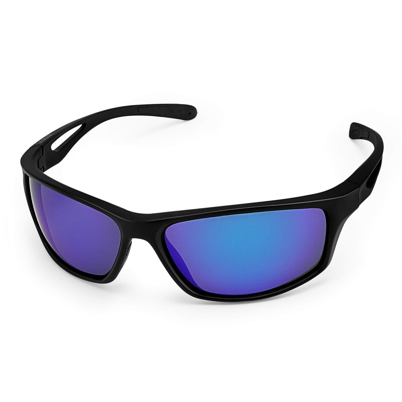 5a40bd5fec CHEREEKI Sport Sunglasses