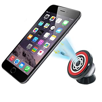 Xcellent Global Soporte Universal Magnético Fuerte para Smartphone, iPad, GPS y Tablet Montaje de