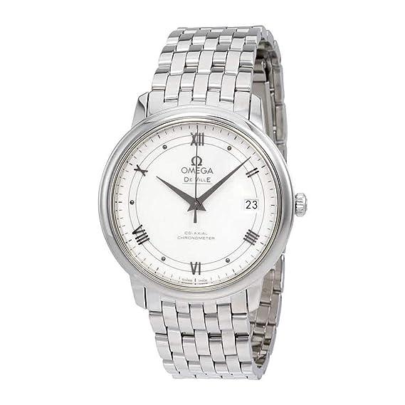 Omega de Ville reloj De pulsera automático 424.10.37.20.04.001