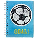 3C4G Soccer Goal Magic Sequin Journal (36039)